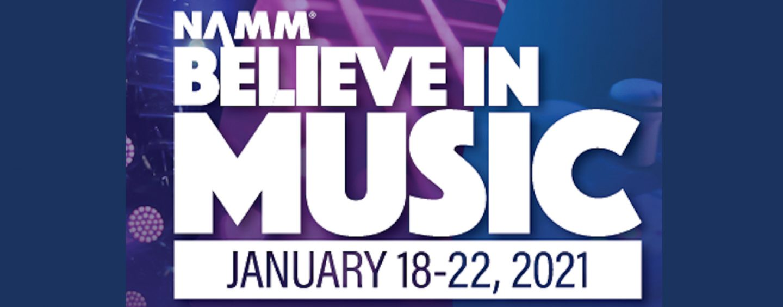 NAMM: Educación en el evento Believe in Music Week