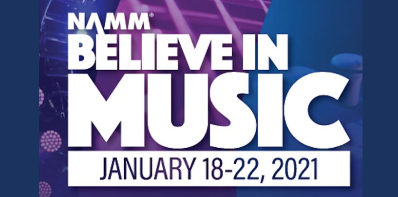 NAMM: Educación en el evento Believe in Music Week