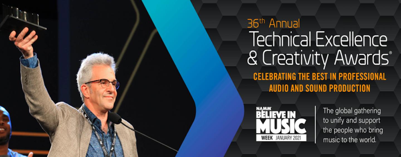 NAMM 2021: Ganadores de los Premios NAMM TEC