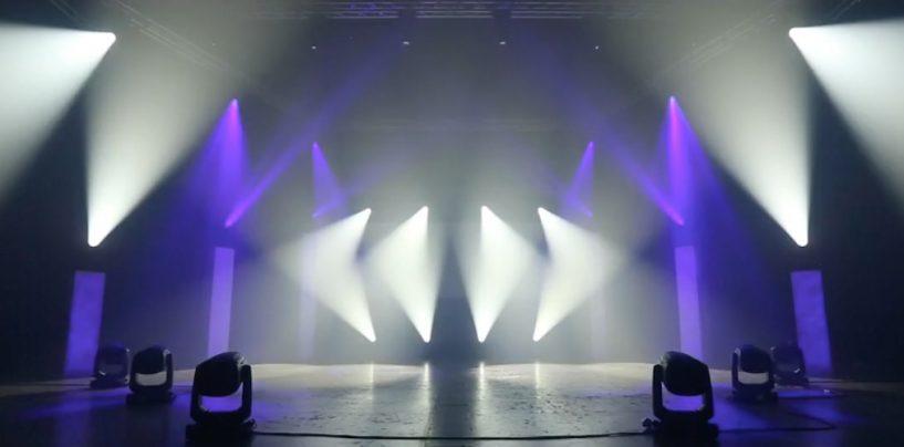 Nuevo aparato de iluminación Forte de Robe
