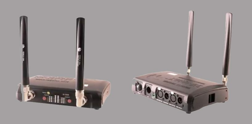 Wireless Solution lanza G6 de DMX inalámbrico