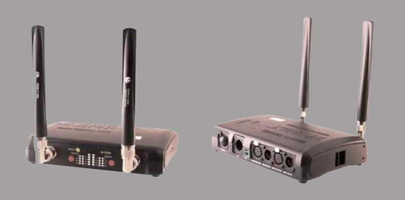 Wireless Solution lanza G6 de DMX inalámbrico