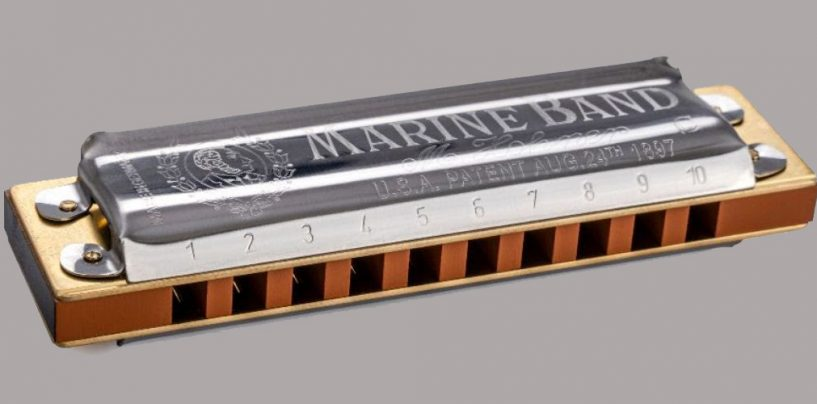 Hohner conmemora 125º aniversario de armónica Marine Band