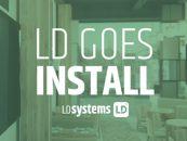 LD Systems amplía su gama para instalaciones fijas