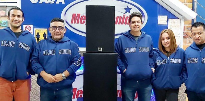 Mejor Sonido es el distribuidor de Martin Audio en Ecuador