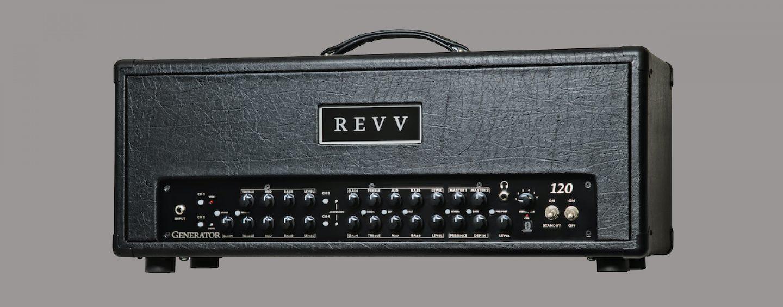 Reev lanza amplificadores de la serie Generator MK3