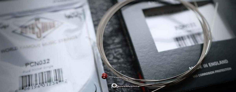 Rotosound lanza sets de una sola cuerda