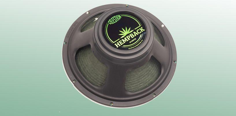 Celestion introduce G12M-50 Hempback Guitar Speaker