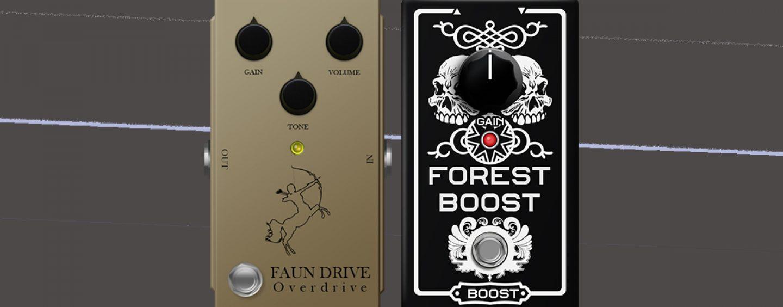 Hotone tiene dos nuevos pedales de efecto