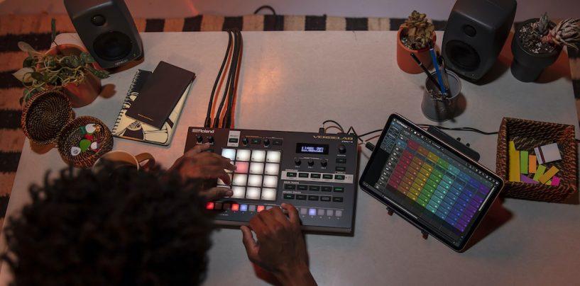 Estudio de producción de canciones Verselab MV-1