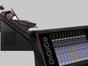 DiGiCo presenta mesa Quantum225 compacta
