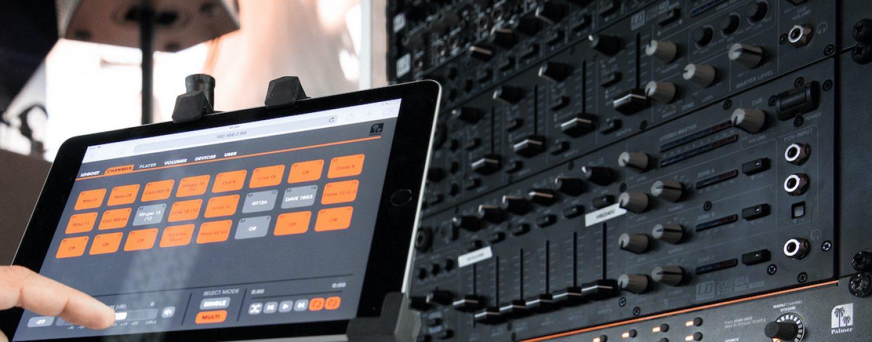 Conmutador de 24 canales Palmer Grand Audition MKII