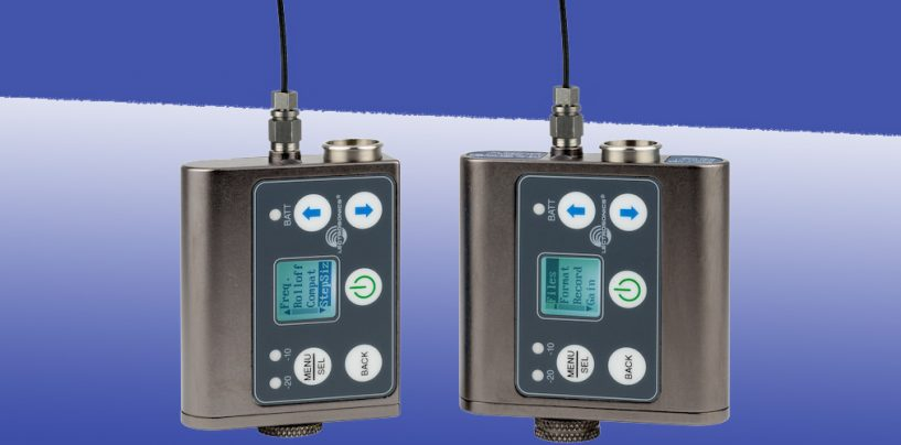 Lectrosonics lanza nuevos transmisores inalámbricos