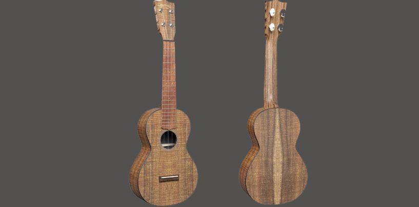 Nuevo 0XK Concert uku de Martin Guitar
