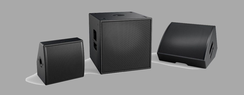 Nuevos altavoces multipropósito AMM de Bose Professional