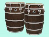 Latin Percussion presenta tambores Barriles De Bomba