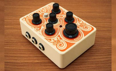 Nuevo Acoustic Pedal de Orange