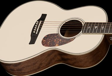 PRS Guitars anuncia edición limitada de acústica SE parlor