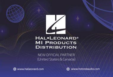 Hal Leonard distribuye Hotone Audio en EUA y Canadá