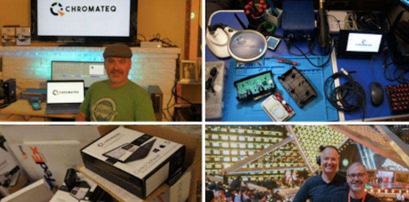 Chromateq abre oficina en América para aumentar presencia en el hemisferio occidental