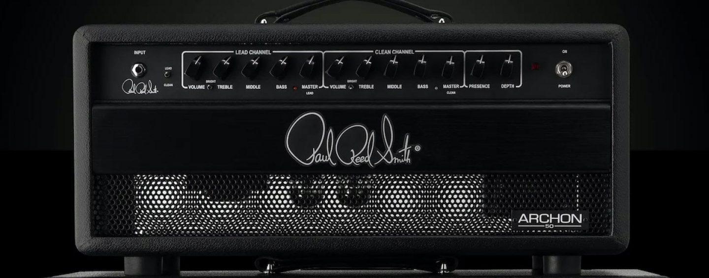 Vuelve la serie de amplificadores Archon de PRS Guitars