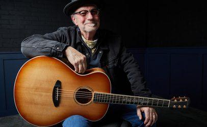 Gibson SJ-200 Wildflower inspirada en la guitarra original de Tom Petty