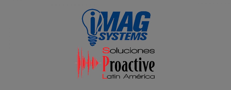 Proactive Latin America representa IMAGsystems en América Latina