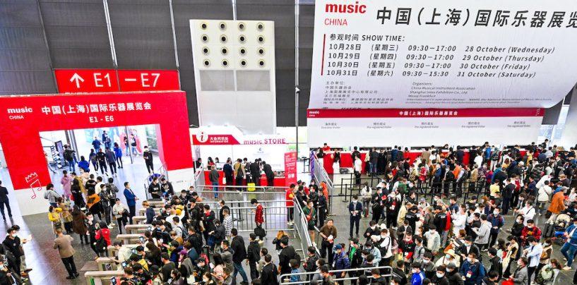 Music China hará feria presencial en octubre para celebrar 20º edición