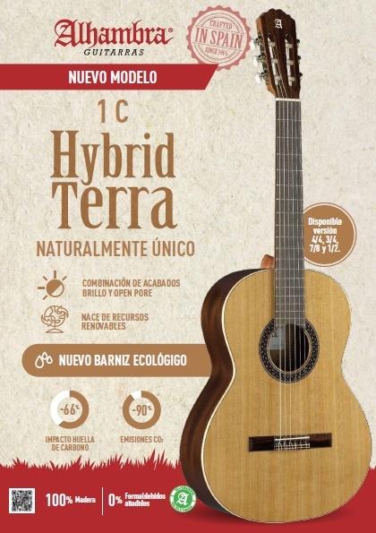 alhambra cartel hybrid terra ES