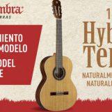 Alhambra lanza guitarra híbrida con nuevo barniz ecológico