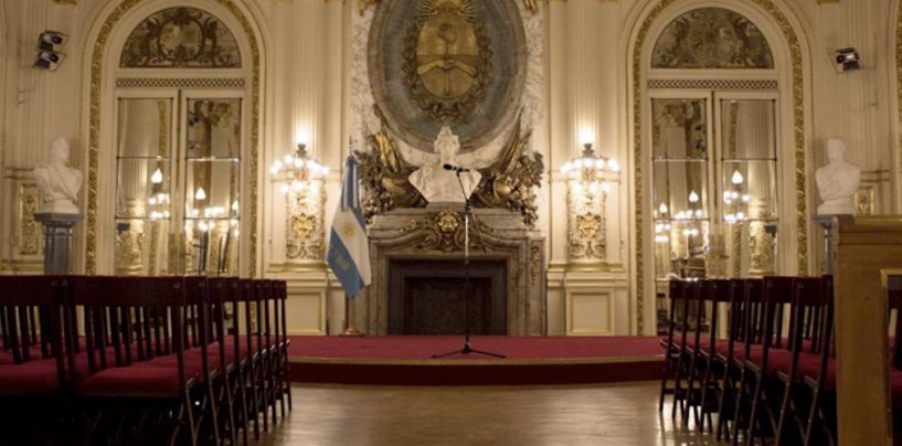 Argentina: ARS provee sistema Sennheiser en la Casa Rosada