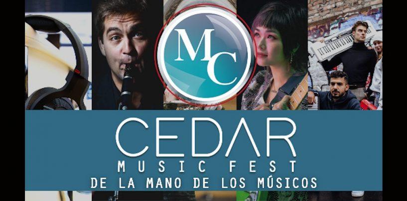 Colombia: Cedar Music Fest será realizado en julio