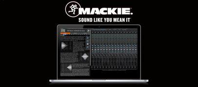 Prueba el simulador analógico 1604VLZ4 de Mackie