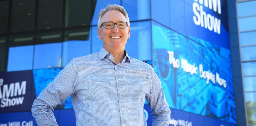 Joe Lamond dejará el cargo de presidente y CEO de NAMM