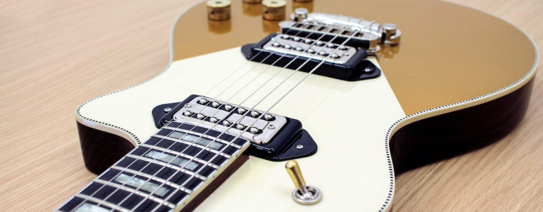 Orange Amps presenta guitarra OE-1 hecha a mano