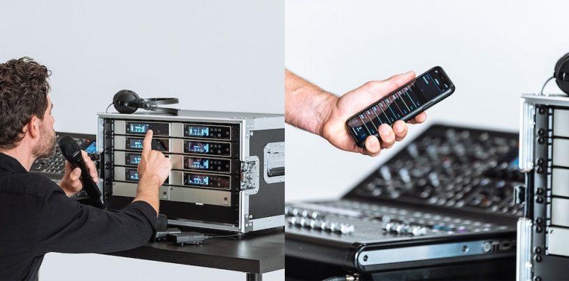 Sennheiser lanza sistema Evolution Wireless Digital