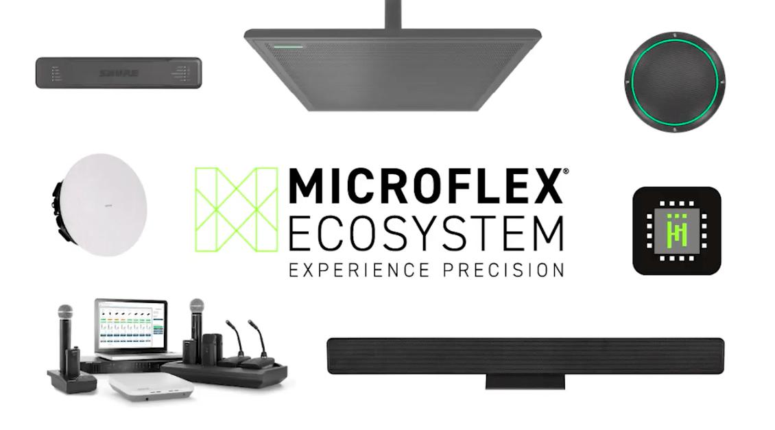 shure microflex eco
