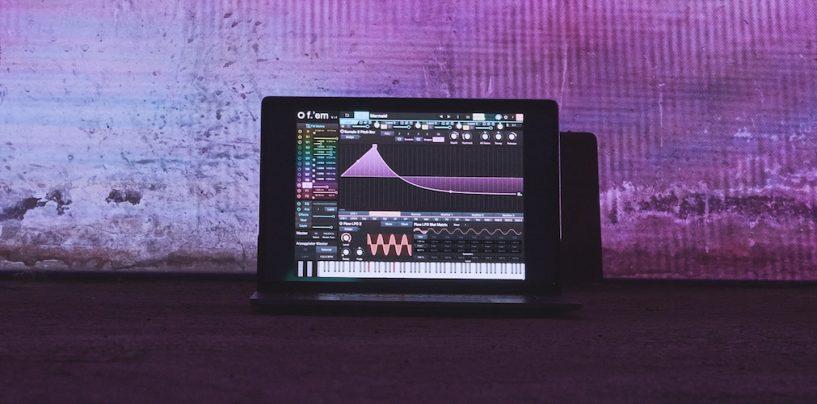 Plugin f.'em de Tracktion trae nuevos sintetizadores FM