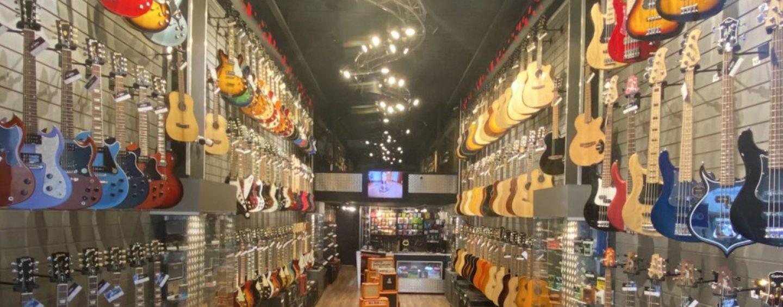 Argentina: Xpro Music Group inaugura tienda de instrumentos musicales