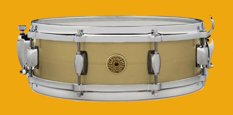 Gretsch Drums presenta snare Gergo Borlai Signature