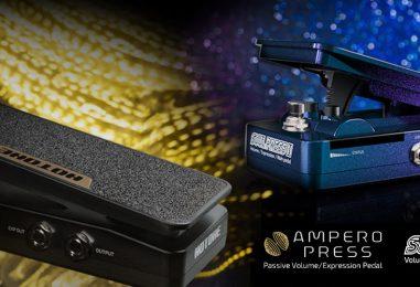 Hotone Audio presenta pedales Soul Press II y Ampero Press