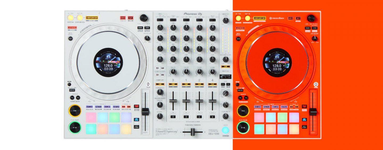 Pioneer DJ presenta DDJ-1000-OW, controlador de edición limitada con Off-White