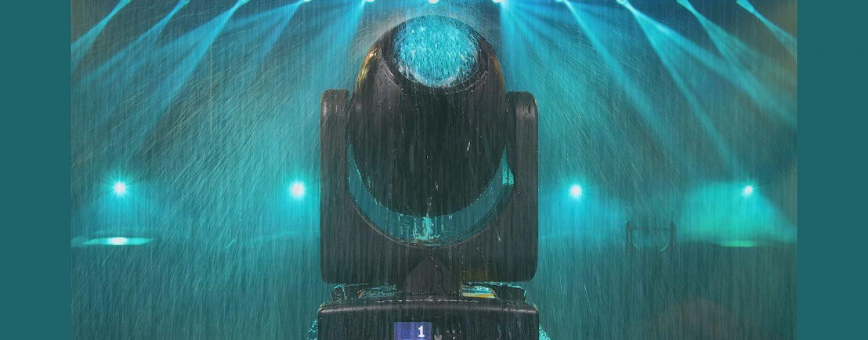 Claypaky presenta Xtylos Aqua para operar en ambiente mojados