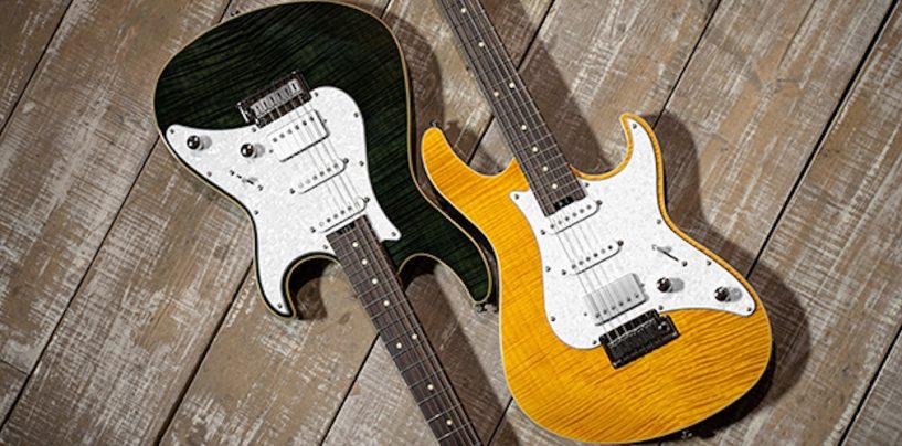 Guitarra eléctrica GS280 de Cort Guitars