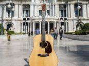 México: Martin Guitar presenta sitio en español