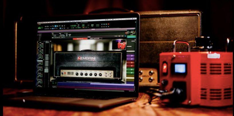 Nuevo plugin MRH159 Brown Sound de Nembrini Audio