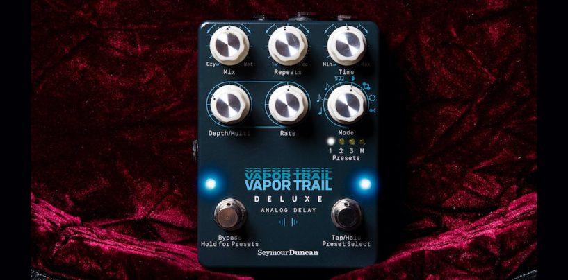 Seymour Duncan presenta Vapor Trail Deluxe
