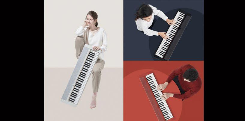 Casio lanza CT-S1, teclado digital con timbres y design vintage