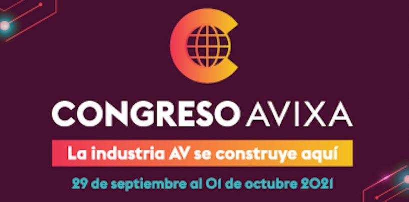 Congreso AVIXA será en septiembre para la industria AV iberoamericana
