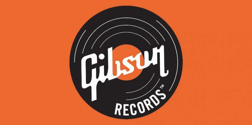 Gibson anuncia su propio sello discográfico, Gibson Records